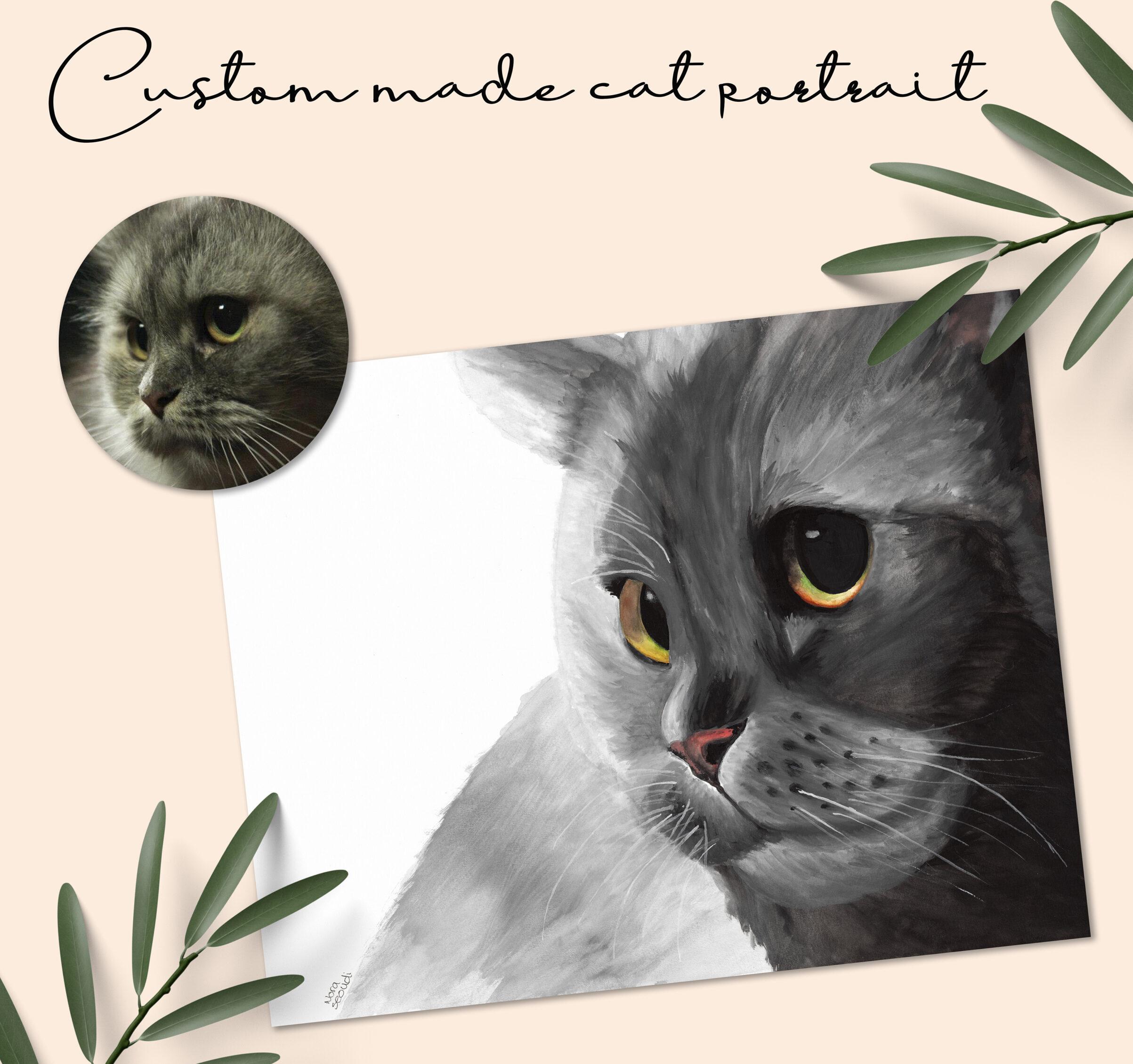 custom make portrait