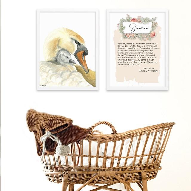 Digital Animal Painting & Tales